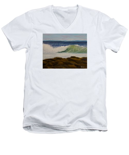 Day After The Storm Men's V-Neck T-Shirt