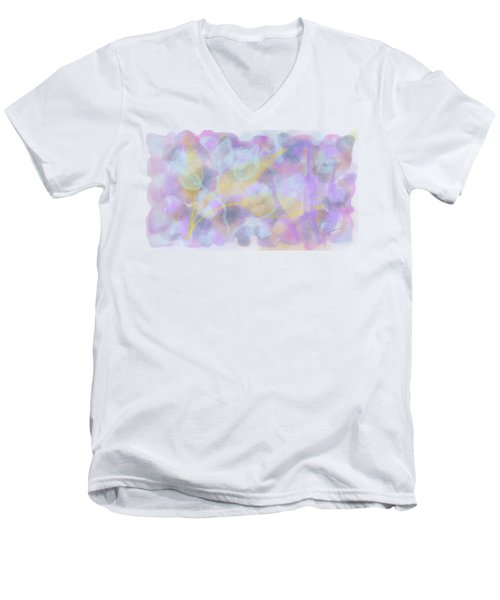 Delicacy Men's V-Neck T-Shirt