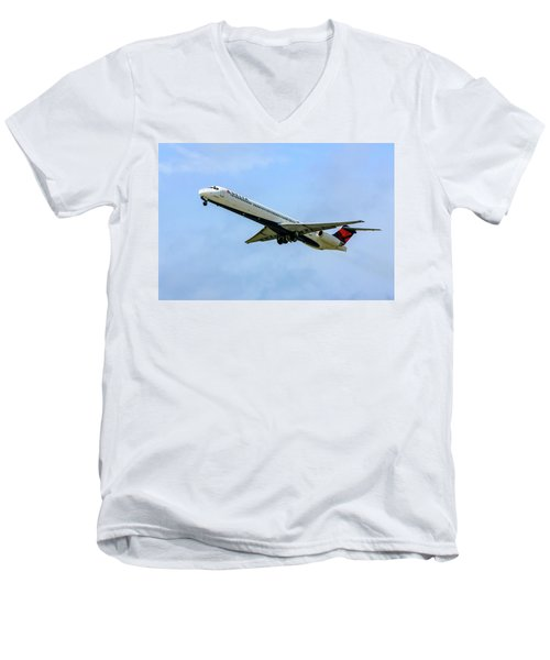 Delta Md88 Men's V-Neck T-Shirt