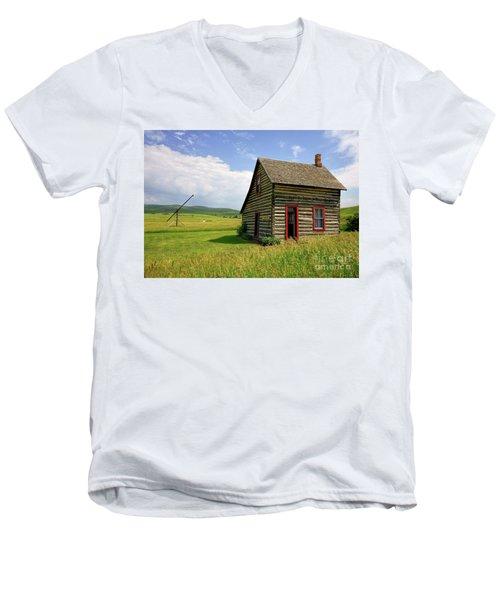 Denmark Jensen Home Men's V-Neck T-Shirt
