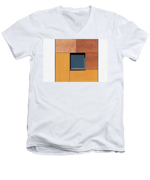 Derbyshire Window Men's V-Neck T-Shirt