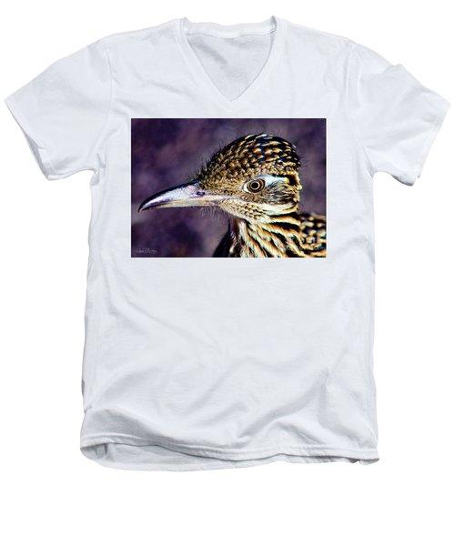 Desert Predator Men's V-Neck T-Shirt