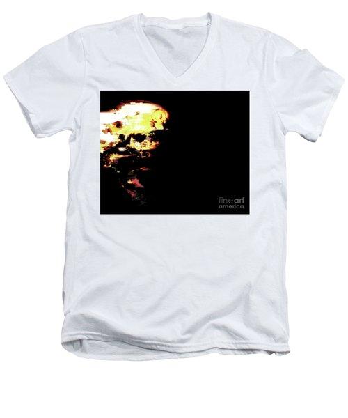 Detach Men's V-Neck T-Shirt