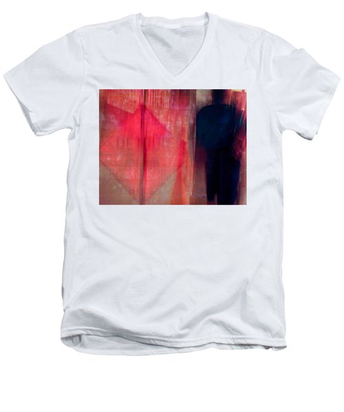 Detour Men's V-Neck T-Shirt