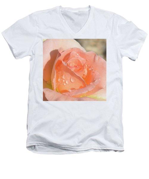 Dewy Rose Men's V-Neck T-Shirt
