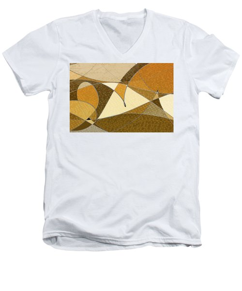 Diffusion Men's V-Neck T-Shirt