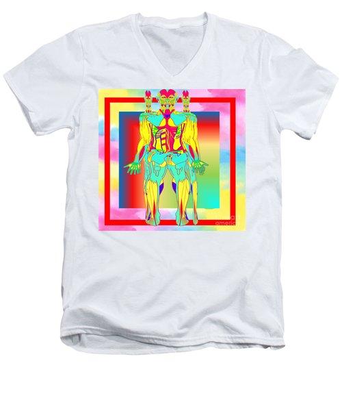 Dilemmas Men's V-Neck T-Shirt