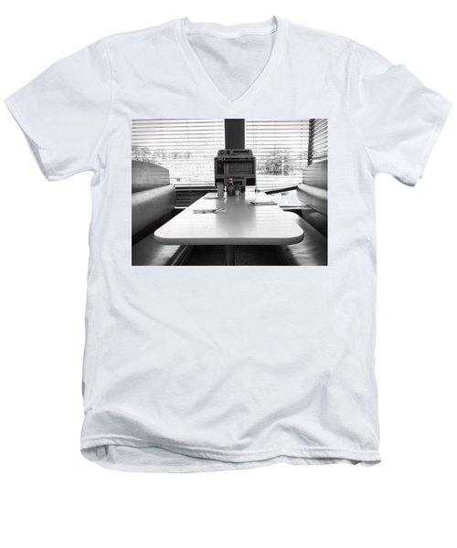 Diner Men's V-Neck T-Shirt