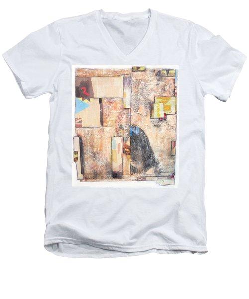 Dirty Slumber Part Four Men's V-Neck T-Shirt