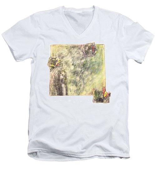 Dirty Slumber Part Two Men's V-Neck T-Shirt