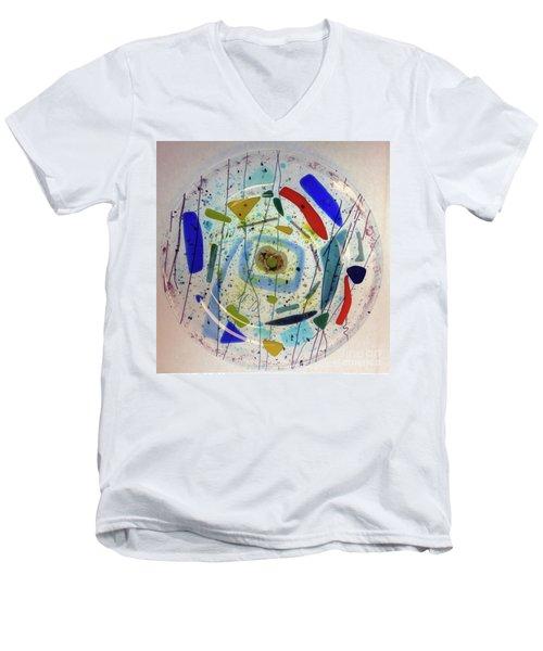 Dish Men's V-Neck T-Shirt