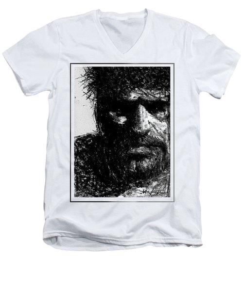 Dismay Men's V-Neck T-Shirt