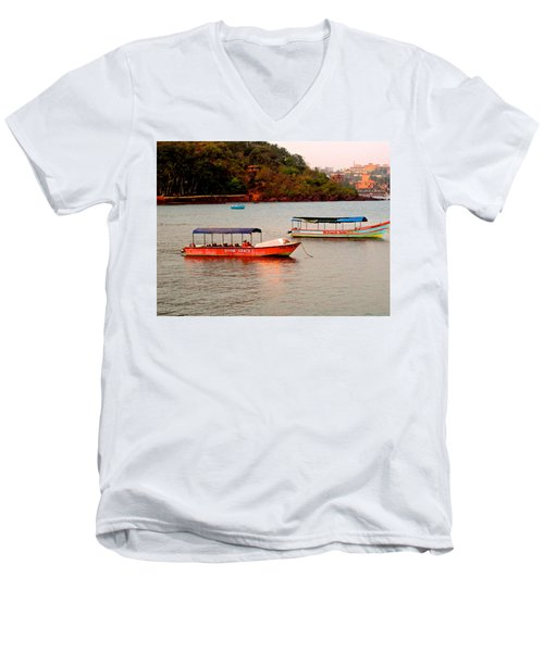 Divine Grace Men's V-Neck T-Shirt