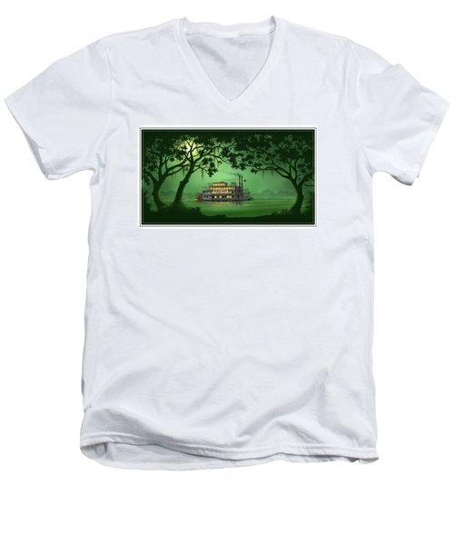 Dixie Lily Men's V-Neck T-Shirt
