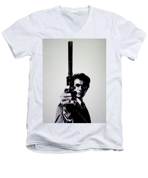 Do You Feel Lucky Men's V-Neck T-Shirt
