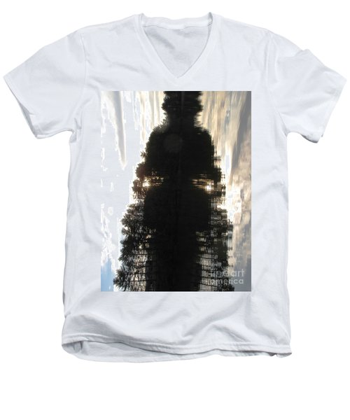 Do You See? Men's V-Neck T-Shirt