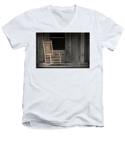 Dock Chair Men's V-Neck T-Shirt