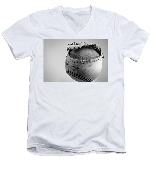 Dog's Ball Men's V-Neck T-Shirt