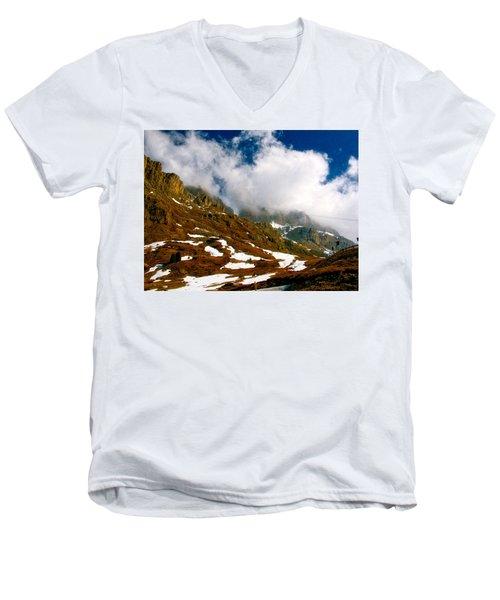Dolomites 2 Men's V-Neck T-Shirt