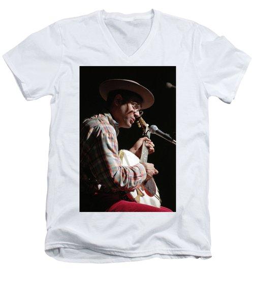 Dom Flemons Men's V-Neck T-Shirt