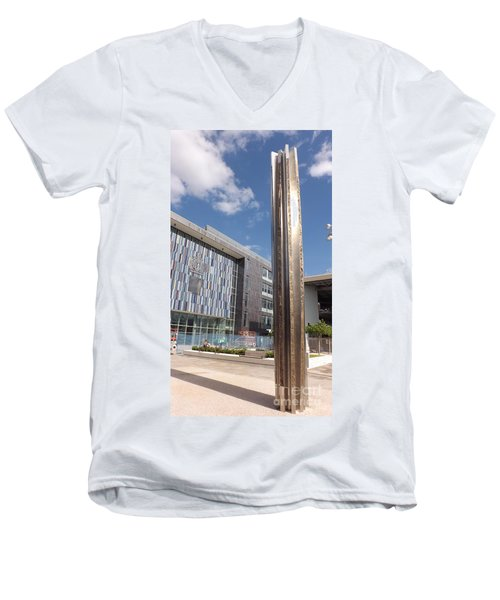 Doncaster Civic Men's V-Neck T-Shirt