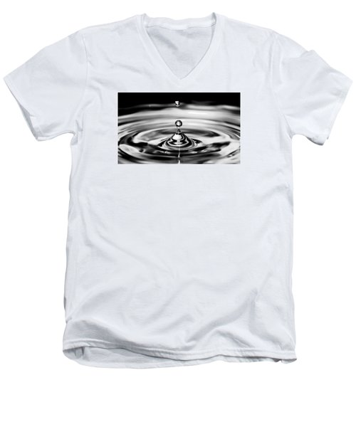 Don't Breathe Men's V-Neck T-Shirt