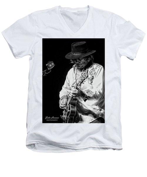Dr. Phil Bw Men's V-Neck T-Shirt