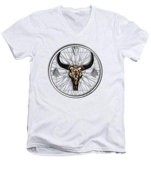 Dream Guardian Men's V-Neck T-Shirt