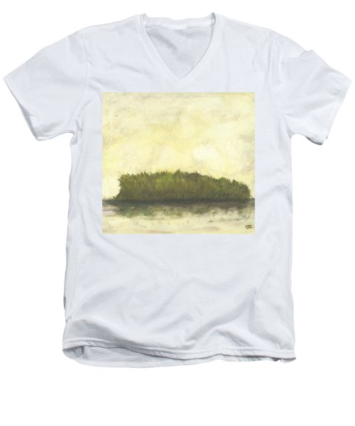 Dream Island I Men's V-Neck T-Shirt