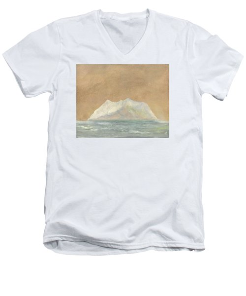 Dream Island II Men's V-Neck T-Shirt