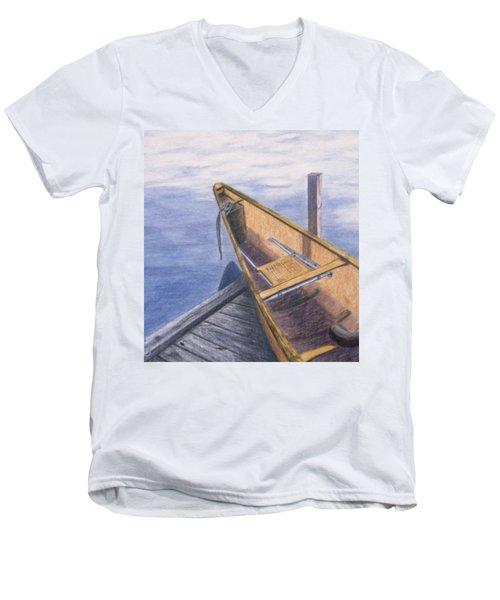 Dream Machine Men's V-Neck T-Shirt