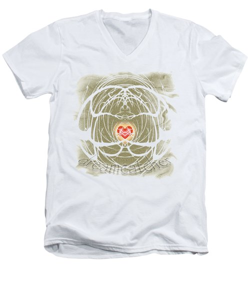 Dreamcatcher Men's V-Neck T-Shirt
