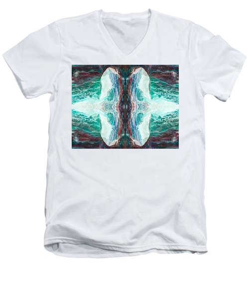 Dreamchaser #3198 Men's V-Neck T-Shirt
