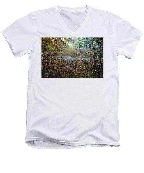 Dreamer Men's V-Neck T-Shirt