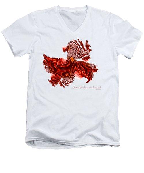 Dreaming Awake Men's V-Neck T-Shirt