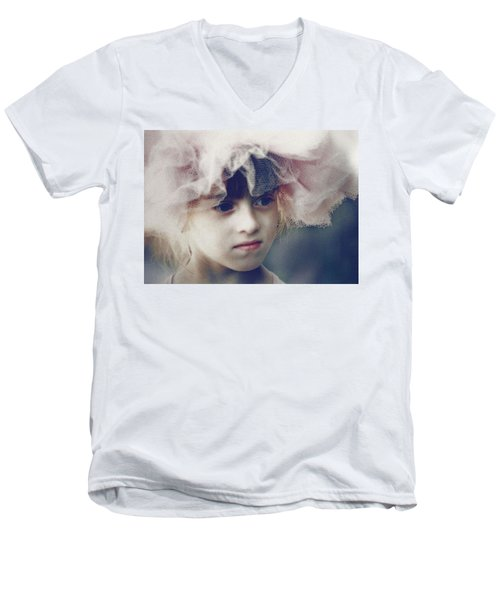 Dreams In Tulle 2 Men's V-Neck T-Shirt