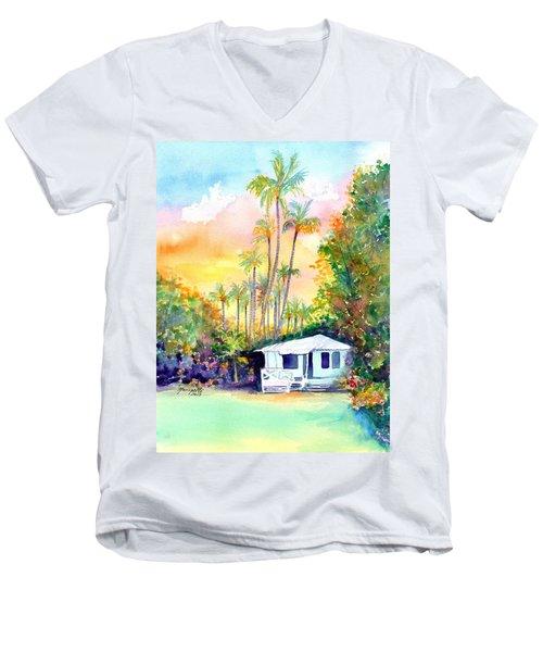 Dreams Of Kauai 3 Men's V-Neck T-Shirt