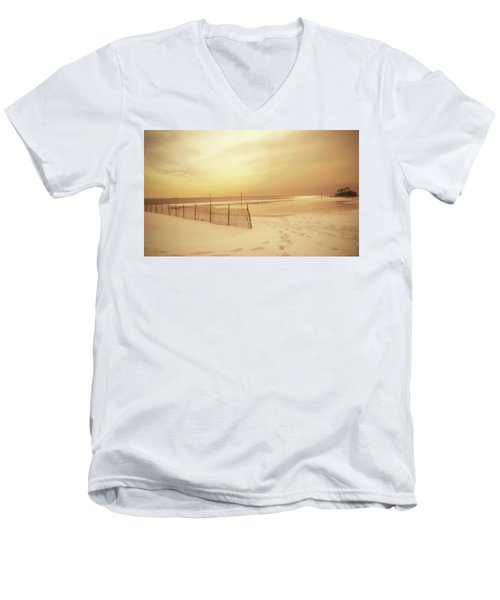 Dreams Of Summer Men's V-Neck T-Shirt
