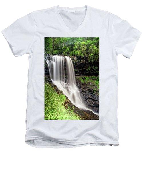 Drywalls Summer Men's V-Neck T-Shirt