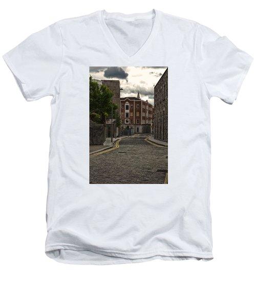 Dublin Street Men's V-Neck T-Shirt