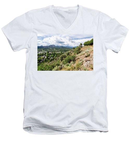 Durango No.1 Men's V-Neck T-Shirt