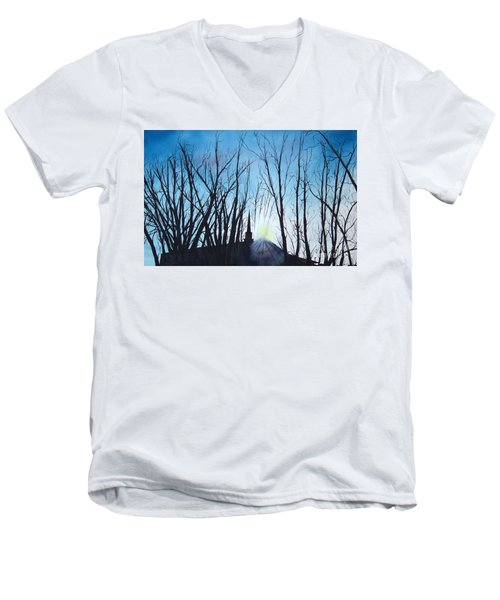 Durfee Street Chapel Men's V-Neck T-Shirt