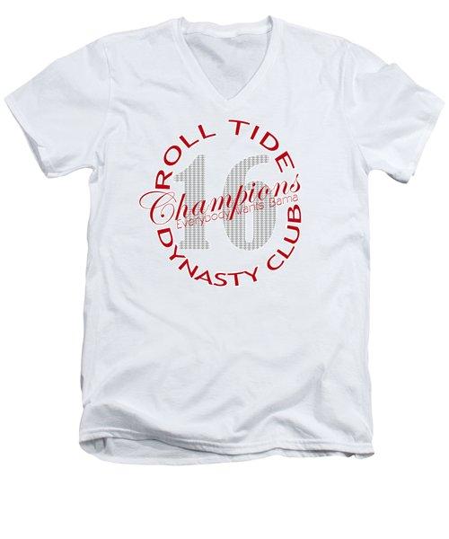 Dynasty Club Men's V-Neck T-Shirt