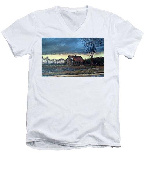 East Of Eden Men's V-Neck T-Shirt