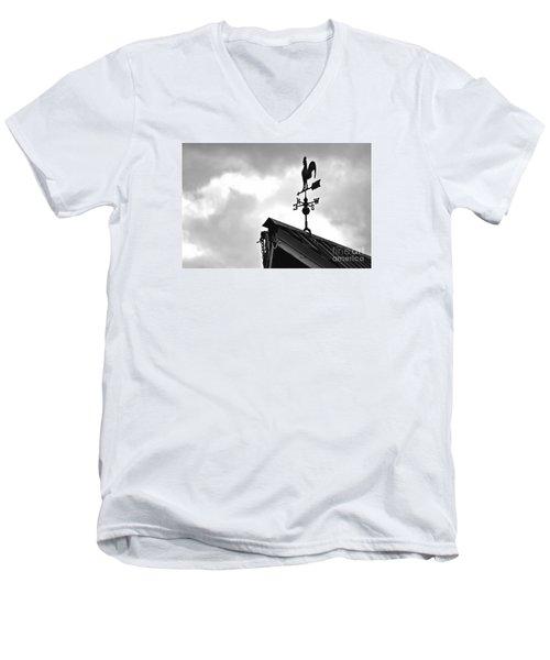 Easterly Wind  Men's V-Neck T-Shirt