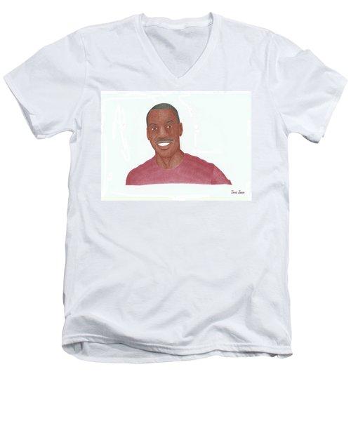 Eddie Murphy Men's V-Neck T-Shirt