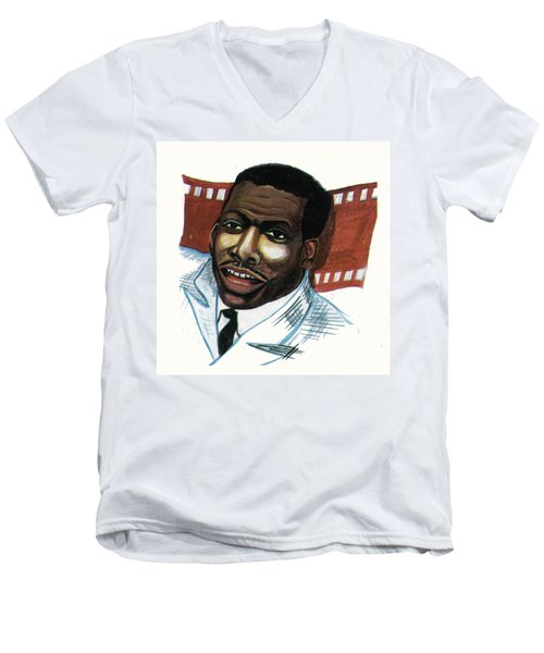 Eddy Murphy Men's V-Neck T-Shirt