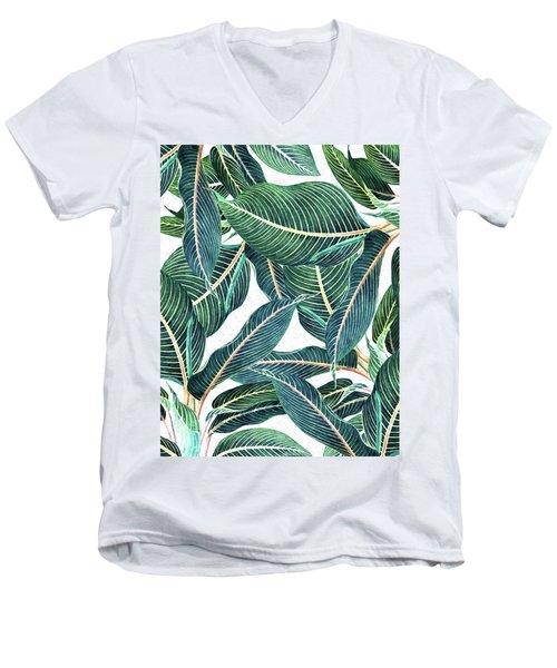 Edge And Dance Men's V-Neck T-Shirt