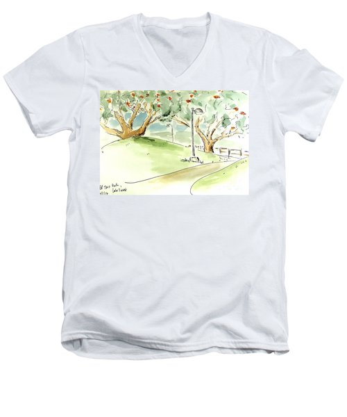 El Toro Park Men's V-Neck T-Shirt