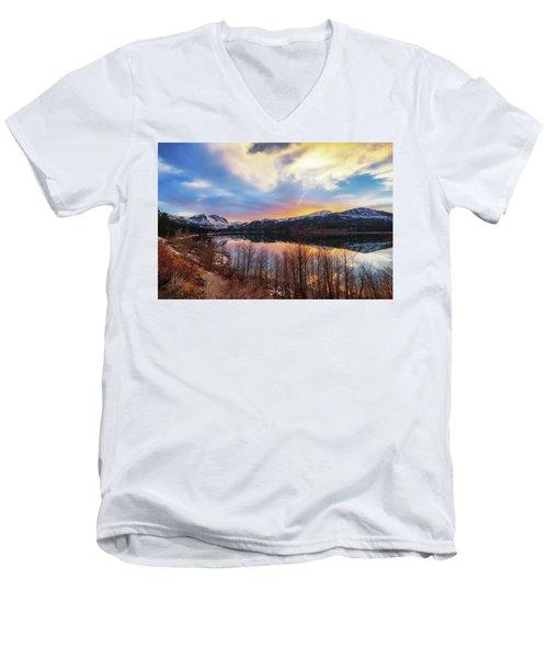 Elevated Men's V-Neck T-Shirt